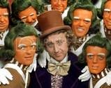 Willy Wonka and the chocolate factory Movies